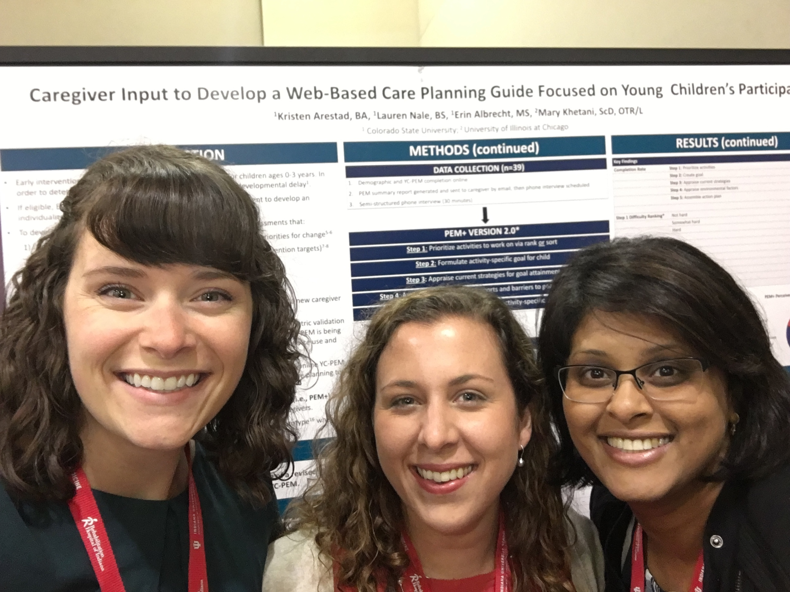 CPERL Reunites at ACRM
