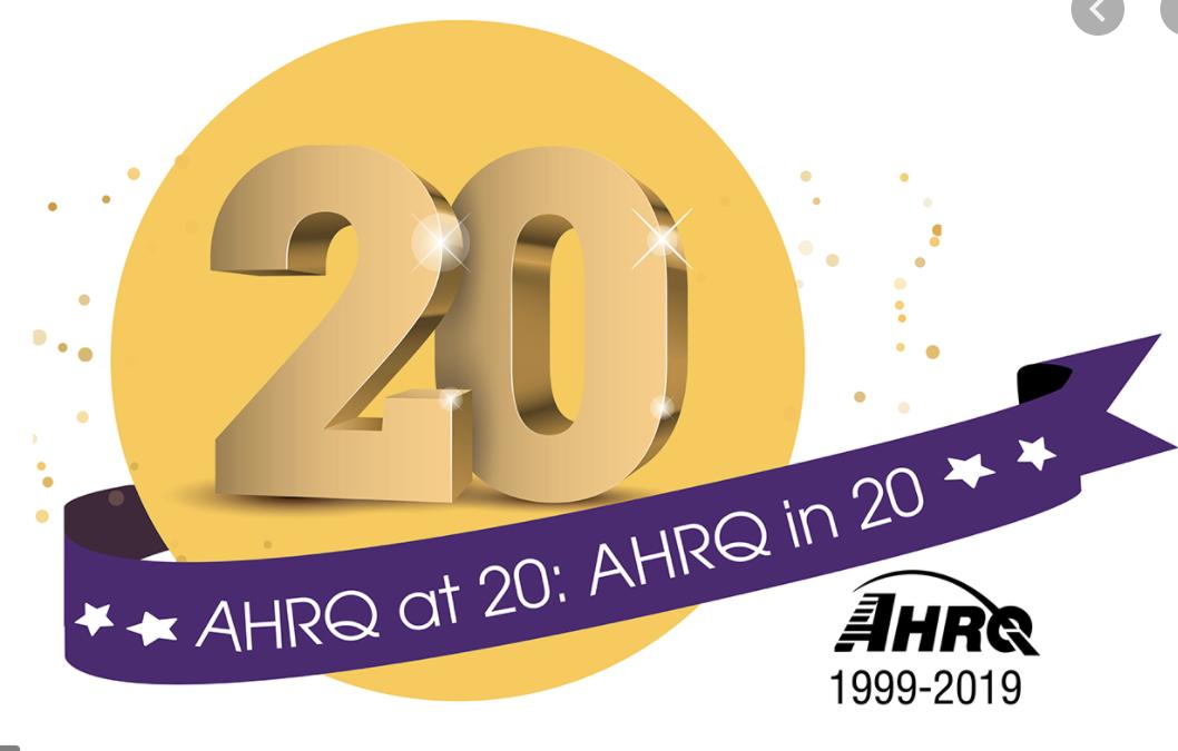 Grant Alert: New AHRQ R01